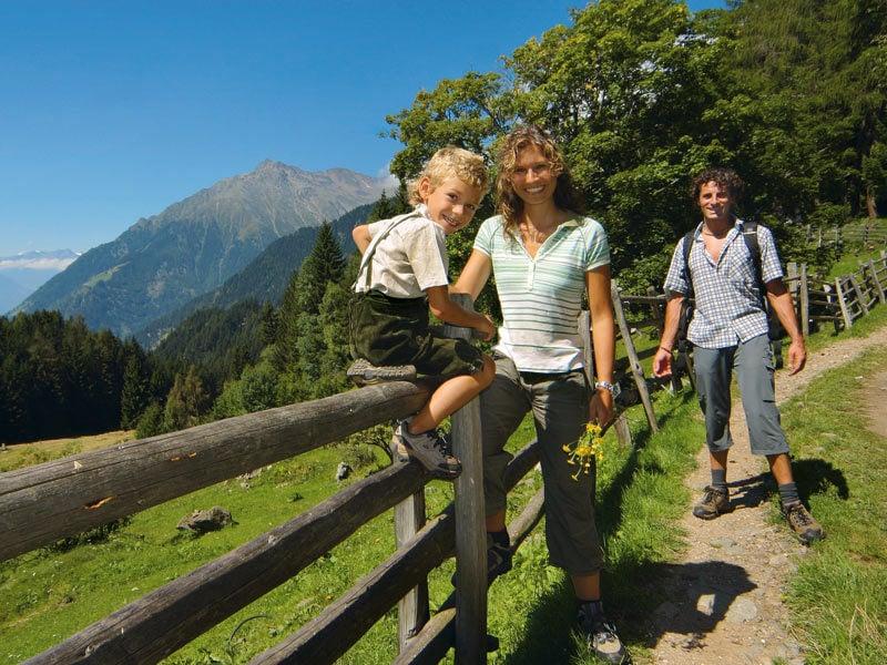 Vacanze in famiglia vicino a merano rasner hof lagundo for Vacanze in famiglia